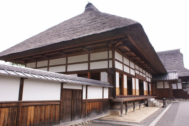 日本最古の学校「足利学校」(栃...